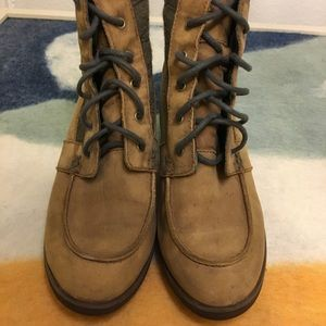 The North Face Bridgeton Wedge Lace Up Boot
